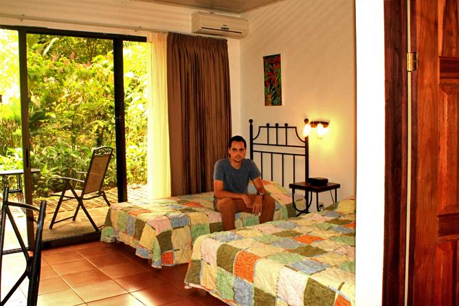 Tirimbina-Lodge – Deluxe-Zimmer mit Terrasse