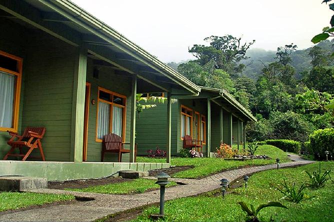 Monteverde Cloud Forest Lodge Gästezimmer