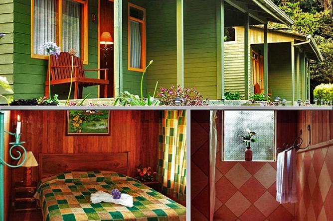 Monteverde Cloud Forest Lodge: Gästezimmer