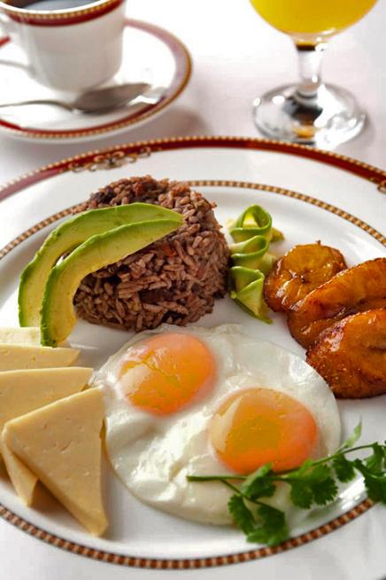 "Grano de Oro Frühstück ""Gallo Pinto"""