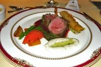 Grano de Oro Abendessen