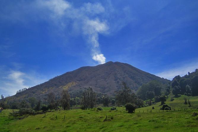 Guayabo Lodge – Turrialba Vulkan