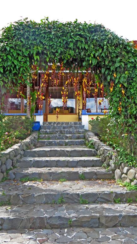 Guayabo Lodge – Bogen