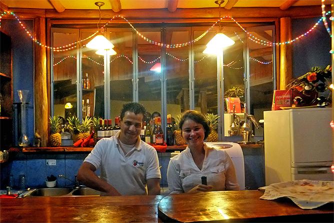 Guayabo Lodge – Bar