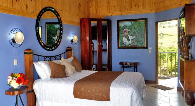 Guayabo Lodge – Zimmer