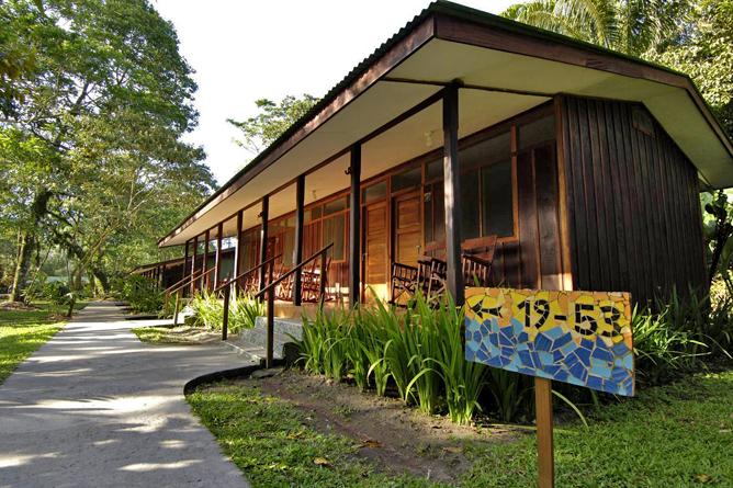 Laguna Lodge Tortuguero – Zimmer