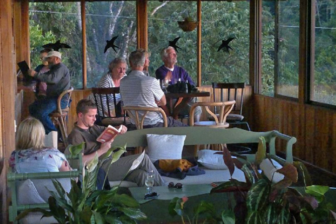 Monteverde Cloud Forest Lodge Lobby & Bar