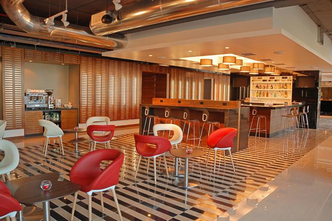 "Park Inn – Bar ""rbg"""