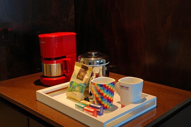 Park Inn – Café und Tee