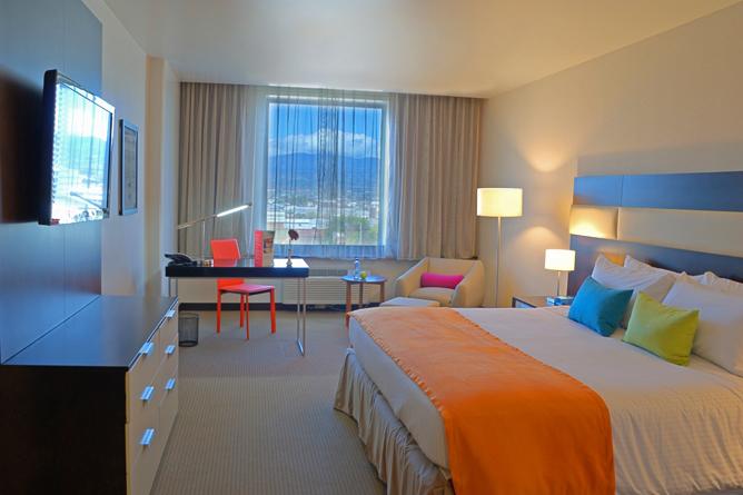 Park Inn – Zimmer mit King-Bett