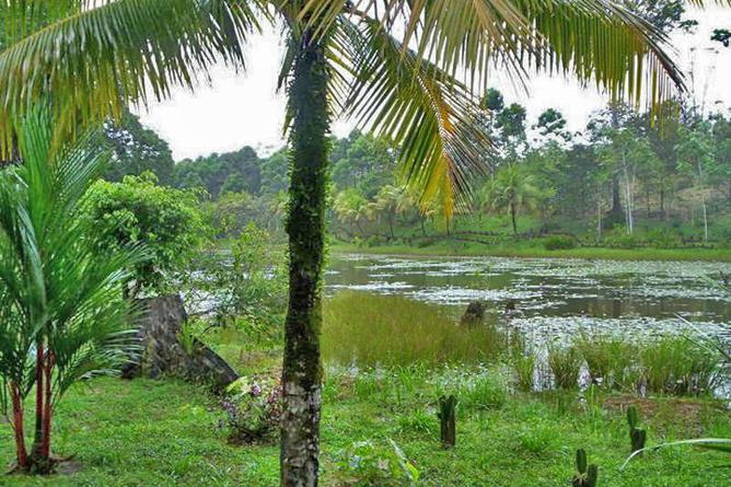 Pedacito de Cielo – Naturreservat