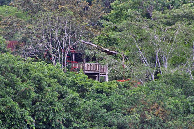 Pedacito de Cielo – Bungalow im Regenwald