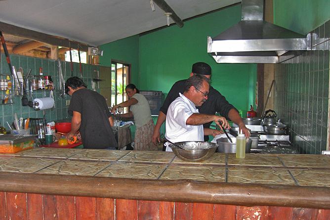Pedacito de Cielo – Restaurant: Chef Don Marco