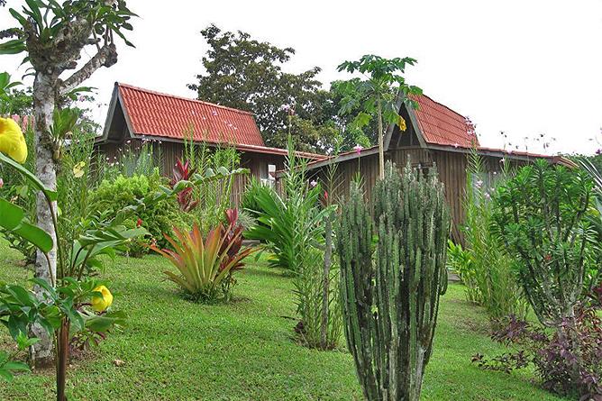 Pedacito de Cielo – Tropischer Garten