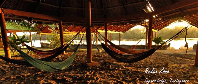 Laguna Lodge Tortuguero – Relax Zone
