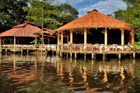 Laguna Lodge Tortuguero - Restaurant
