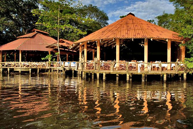 Laguna Lodge Tortuguero – Restaurant