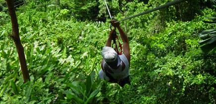 Samasati: Canopy-Tour