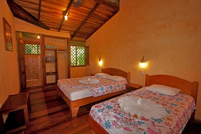 Laguna Lodge Tortuguero – Standard-Zimmer Triple
