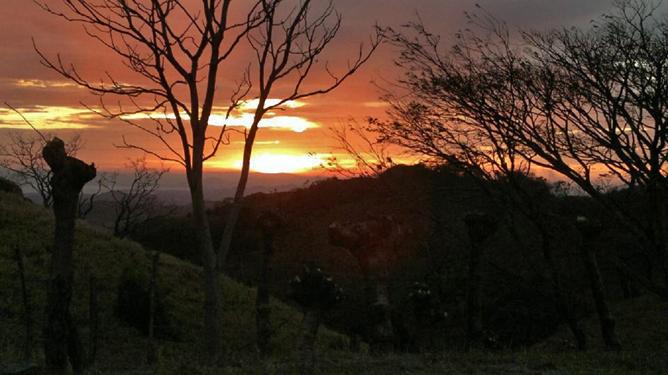 Monteverde Cloud Forest Lodge Abendstimmung