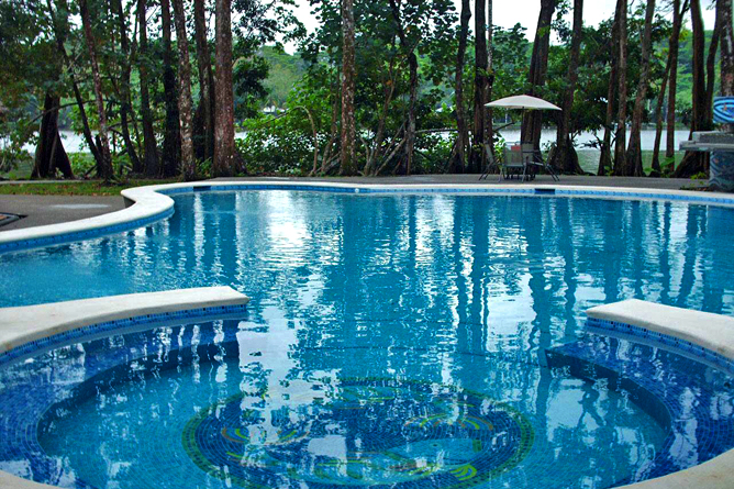 Laguna Lodge Tortuguero – Swimmingpool