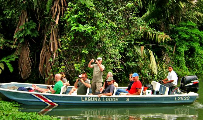 Laguna Lodge Tortuguero – Tour im Tortuguero-Kanal