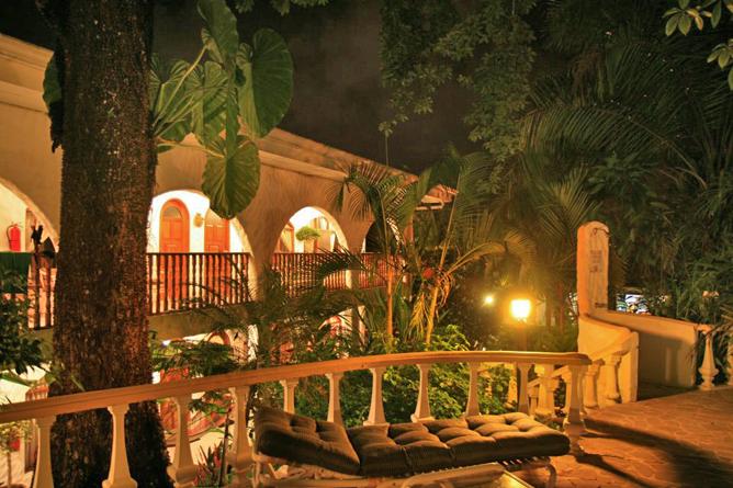 Villa Romantica – Abendstimmung