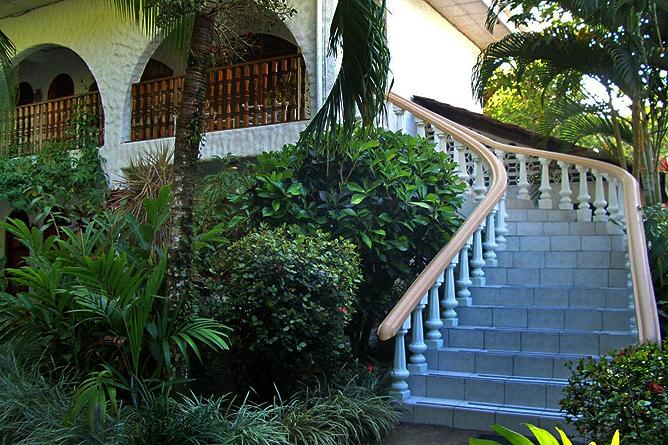Villa Romantica – Gebäude