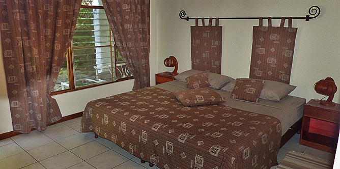 Villa Romantica – Standard-Zimmer King Bett