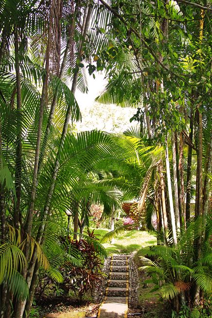Villas Rio Mar – Garten