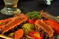 Villas-Rio-Mar-Gourmet-Teller