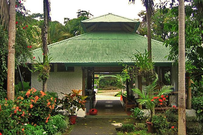 Villas Rio Mar – Hauptgebäude mit Rezeption und Lobby