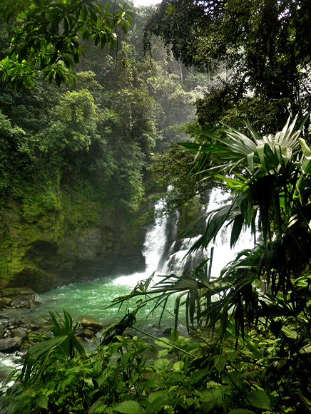 Villas Rio Mar – Nauyaca-Wasserfall