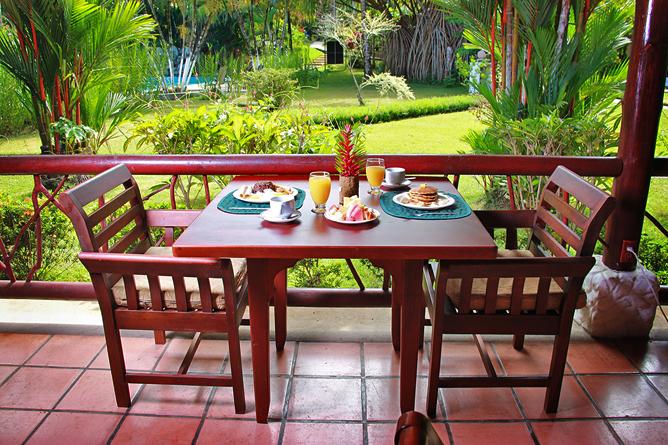 Villas Rio Mar – Rancho-Restaurant