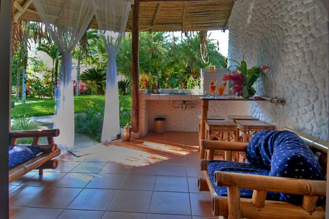 Villas Rio Mar – Superior-Zimmer: Terrasse