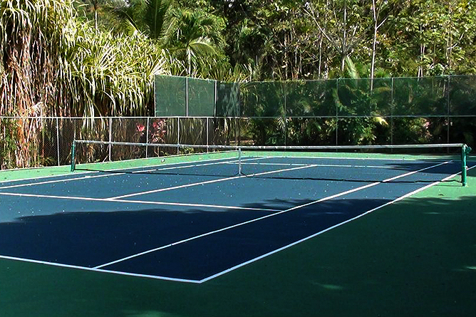 Villas Rio Mar – Tennisplatz