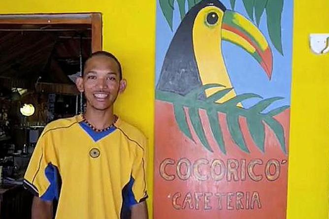 Cahuita – Cocorico Cafetería