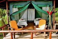 La Leona Lodge Zelt