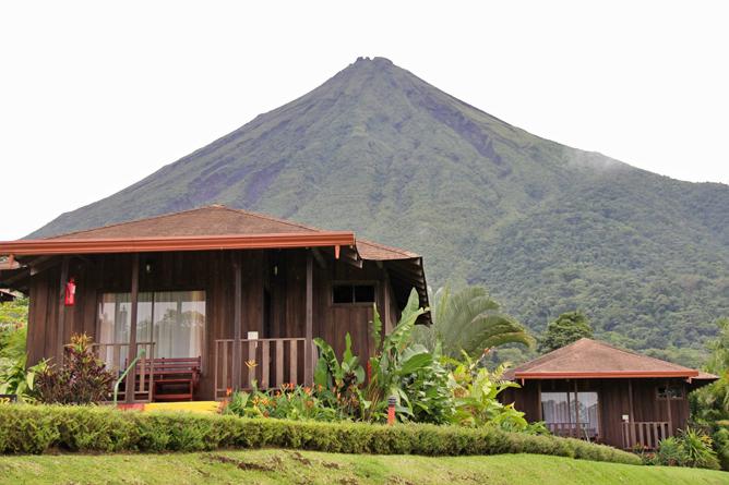 Lomas del Volcan Bungalow