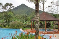 Lomas del Volcan Poolbereich