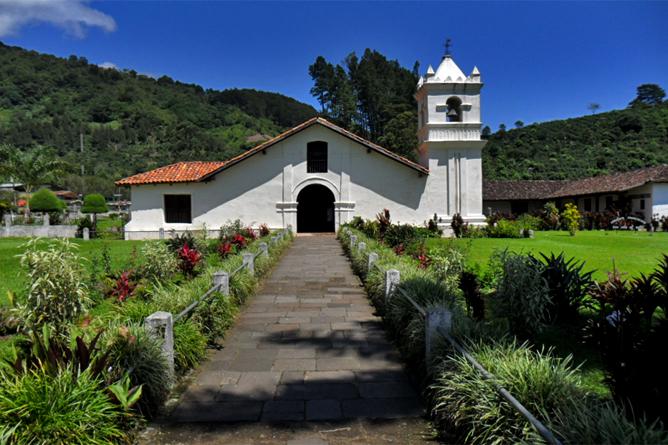 Kirche in Orosi