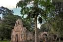 Ruinen in Ujarras