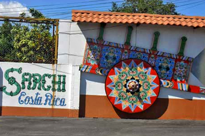 Sarchí Costa Rica