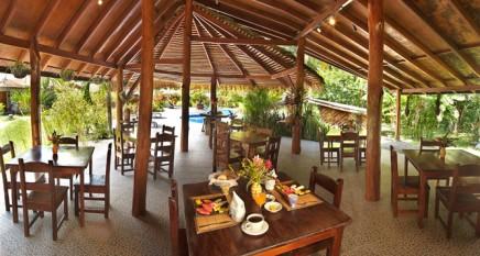 Suizo Loco Lodge Restaurant