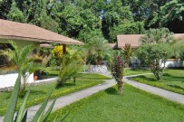 Suizo Loco Lodge Garten
