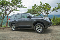 Toyota Prado  – Adobe Rent-a-car Costa Rica