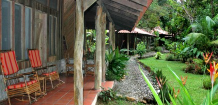 Esquina Rainforest Lodge