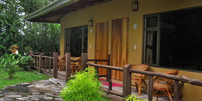 Arenal Kokoro – Casona mit Standardzimmern: Terrasse