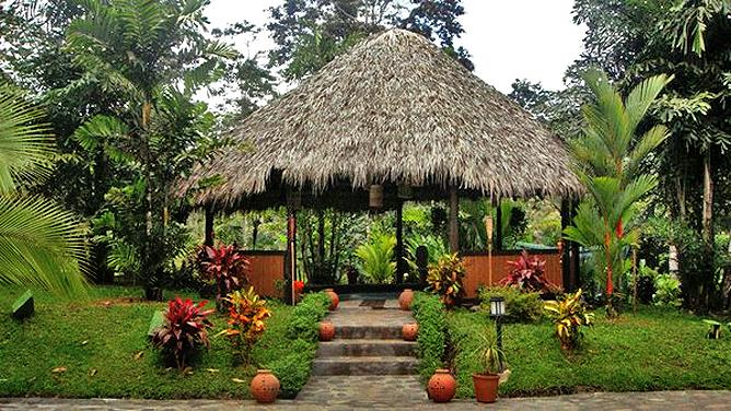 Arenal Kokoro – Gartenhaus