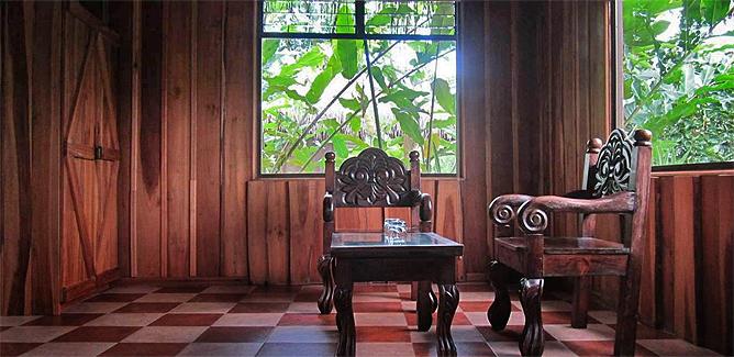 Arenal Kokoro – Familien-Bungalow: Innen
